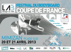 affiche officielle CDF mimizan